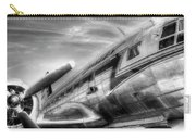 Malev Airlines Ilyushin Il-14 Carry-all Pouch