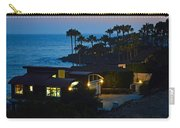 Malibu Beach House - Evening Carry-all Pouch