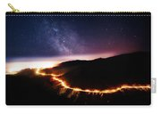 Malibu Canyon Ring Of Fire Carry-all Pouch