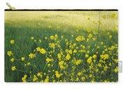 Malibu Creek Wildflowers Carry-all Pouch