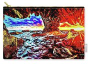 Malibu Sunset Carry-all Pouch
