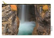 Maligne Canyon Vertical Panorama Carry-all Pouch