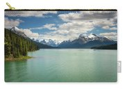 Maligne Lake In Jasper National Park Carry-all Pouch
