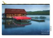 Maligne Tours Boat House Carry-all Pouch