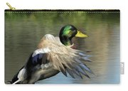 Mallard Digital Freehand Painting 2 Carry-all Pouch