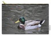 Mallard Drake Duck Carry-all Pouch