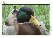 Mallard Duck #2 Carry-all Pouch