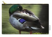 Mallard Duck Carry-all Pouch