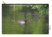 Mallard Family Carry-all Pouch