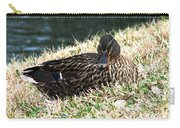Mallard Female 1 Carry-all Pouch