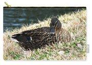 Mallard Female 1 Carry-all Pouch