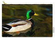 Mallard Green Carry-all Pouch