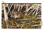 Mallard Mama With Duckling Carry-all Pouch