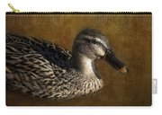 Mallard Matriarch Carry-all Pouch