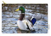 Mallard Moment Carry-all Pouch