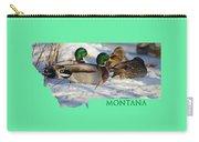 Mallard Montana Carry-all Pouch