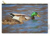 Mallard Pair Carry-all Pouch