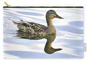 Mallard Reflections Carry-all Pouch