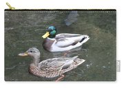 Mallards 2 Carry-all Pouch