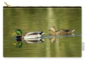 Mallards On The Lake Carry-all Pouch