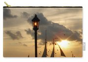 Mallory Square Key West Carry-all Pouch