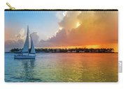 Mallory Square Sunset Celebration Carry-all Pouch