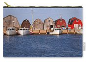 Malpeque Harbour Panorama Carry-all Pouch