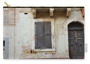 Maltese House On A Steep Street Carry-all Pouch