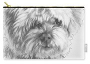 Malti-poo Carry-all Pouch