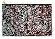 Mama Africa 2 - Plaque Carry-all Pouch