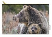 Mama And Me Carry-all Pouch