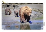 Mama Bear Leads The Way Carry-all Pouch