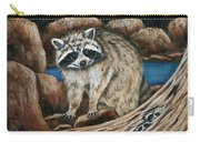 Mama Racoon Carry-all Pouch