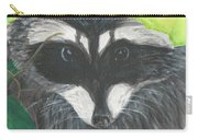 Mamma Raccoon  Carry-all Pouch