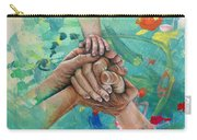 Mamma's Hands Carry-all Pouch
