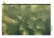Mammatus Clouds And Double Rainbow Carry-all Pouch