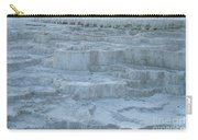 Mammoth Hot Springs Travertine Terraces One Carry-all Pouch