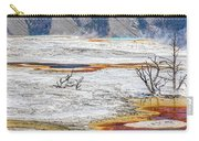 Mammoth Hot Springs Carry-all Pouch