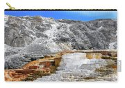 Mammoth Hot Springs3 Carry-all Pouch