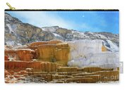 Mammoth Hot Springs4 Carry-all Pouch
