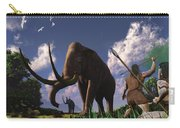 Mammoth Hunters Carry-all Pouch