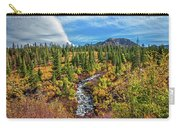 Mammoth Lakes Autumn Falls Carry-all Pouch