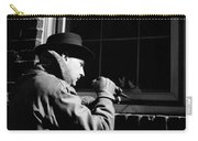 Man Breaking Into Building, C.1950s Carry-all Pouch