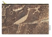 Man In Beak Carry-all Pouch
