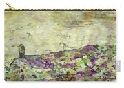 Man In The Lansdscape By Mary Bassett Carry-all Pouch