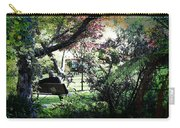 Man In The Park Carry-all Pouch