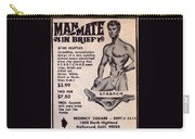 Man-mate In Brief #105 Carry-all Pouch