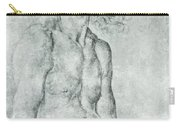 Man Of Sorrow 1522 Carry-all Pouch