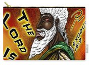 Man Of War Poster Design Carry-all Pouch