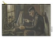 Man Winding Yarn Nuenen, May - June 1884 Vincent Van Gogh 1853  1890 Carry-all Pouch